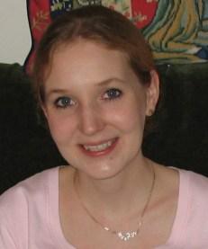 Anna Elliott portrait