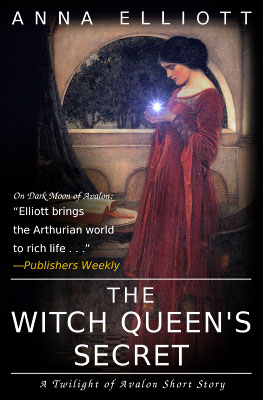 Witch Queen's Secret Cover